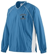 Blacksox Baseball Micro Poly Pullover Jacket 3460