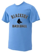 Blacksox Baseball T shirt