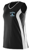 Blacksox Baseball Moisture wicking Augusta Ladies 1235 jersey