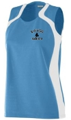 Blacksox Baseball Moisture wicking Augusta Ladies 854 jersey