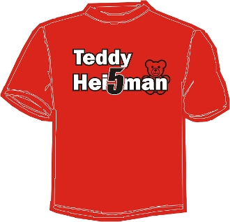Teddy Heisman T-shirt