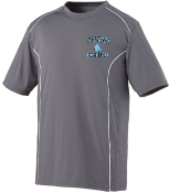 Blacksox Baseball Smooth knit moisture Tshirt Aug 1090