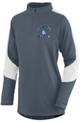 Blacksox Baseball Augusta 4752 Ladies 1/2 zip pullover
