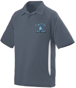 Blacksox Baseball Textured knit wicking polo Aug 5005
