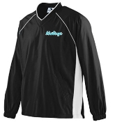 NOMS Mustangs Micro Poly Pullover Jacket 3460