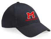 Manual Marching Band embroidered hat