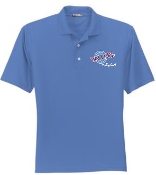 Ballard Volleyball spirit Dri-Mesh Mens polo K469