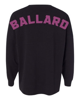 Ballard Volleyball spirit Game Day Jersey 22328