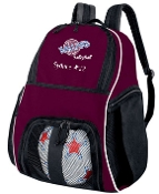 Ballard Volleyball Backpack style 27850