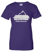 Barret CC LADIES CUT ADULT SIZE ONLY tshirt 50/50 blend G200L