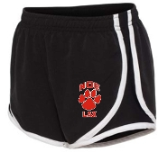 Noe Middle Lax Blk/wht ADULT AND YOUTH  Boxercraft shorts 79103