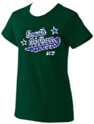 South Oldham All Star Ladies Booster/Parent t-shirt