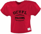 OCYFL Falcons practice jersey 9505