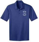 Lincoln XC Mens embroidered polo K540