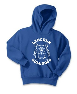 Lincoln XC Youth Hooded sweatshirt PC90YH