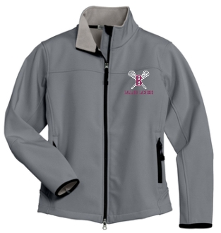 Ballard Lacrosse Womens Soft Shell Jacket L790