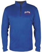Bloom Elementary Cross Country  youth 1/4 zip moisture mgmt 2102