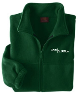 St Martha Youth Embroidered Fleece