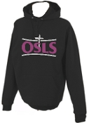 OSLS youth sized Hoodies 996Y