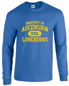 Ascension Spirit Property of Long Sleeve Tshirt