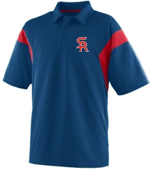 Sports Reach Baseball Mens Polo Augusta 5075