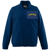 Thunder Baseball Augusta Polar Fleece 1/4 zip Pullover 3530