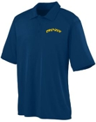 Thunder Baseball Mens Polo Augusta 5001