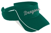 OCYFL Dragons Visor 6285
