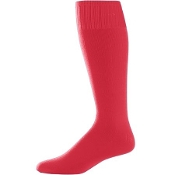 OCYFL Football Red Sock Solid Color 273