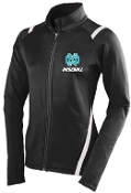 NOMS Baseball Augusta Ladies Full zip Jacket 4810