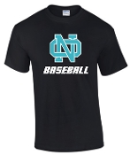 NOMS Baseball Cationic Moisture wicking T shirt ST 350
