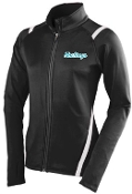NOMS Mustangs Augusta Ladies Full zip Jacket 4810