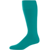 OCYFL Football Teal Sock Solid Color 273