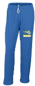 St. Albert spirit Royal Open Bottom sweatpants G184