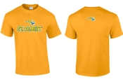 St. Albert spirit Gold T-shirt G8000
