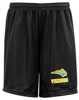 St. Albert Black shorts 7207