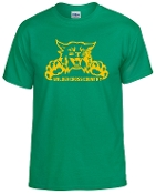 Wilder Cross Country T shirt G8000