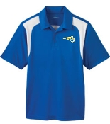 St. Albert spirit Mens Polo with accents 85105