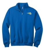 St. Albert spirit Mens 1/4 zip sweatshirt 995M