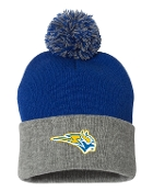 St. Albert spirit Beanie with pom Sportsman SP15