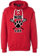 Noe Middle Lax Hooded sweatshirt 8830
