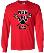 Noe Middle Lax Ultra Cotton long sleeve T shirt 2400