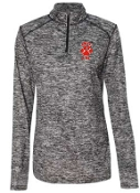 Noe Middle Lax WOMENS 1/4 zip pullover 4193