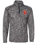 Noe Middle Lax MENS 1/4 zip pullover 4192