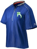 Highview Raptors short sleeve Mizuno Batters jacket Z50599
