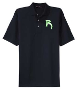 Highview Raptors Dri-Mesh Mens polo K469