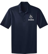 Louisville Storm Mens Navy Moisture wicking polo K540