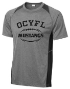 OCYFL Mustangs Coaches Tshirt ST361