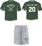 OCYFL Jets Player pack shirt and shorts ST 350/355