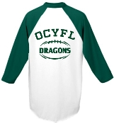 OCYFL Dragons Baseball T 420